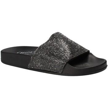 Zapatos Mujer Chanclas Chiara Pacini C18E2506 Negro