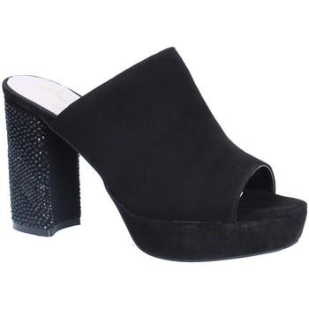 Zapatos Mujer Zuecos (Mules) Alma En Pena V18256 Negro