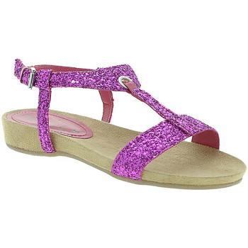 Zapatos Mujer Sandalias Mally 4681 Rosado