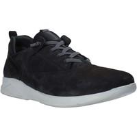 Zapatos Hombre Zapatillas bajas Grunland SC2687 Negro