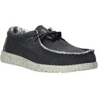 Zapatos Hombre Derbie U.s. Golf S20-SUS123 Negro