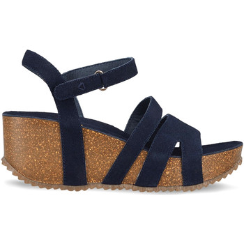 Zapatos Mujer Sandalias Docksteps DSE106445 Azul