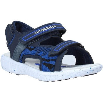 Zapatos Niños Sandalias de deporte Lumberjack SB28206 006 S01 Azul