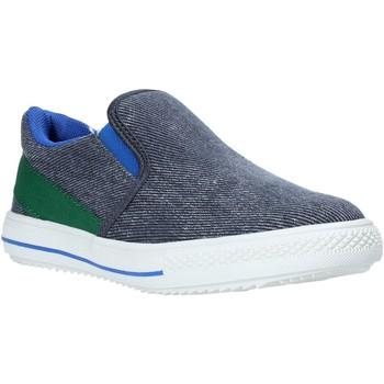 Zapatos Niños Slip on Lumberjack SB78502 001 C06 Azul