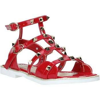 Zapatos Niña Sandalias Joli JT0079S Rojo