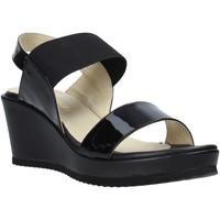 Zapatos Mujer Sandalias Esther Collezioni ZB 112 Negro