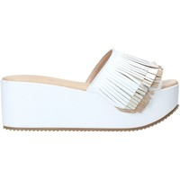 Zapatos Mujer Zuecos (Mules) Grace Shoes C21 Blanco