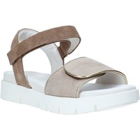 Zapatos Mujer Sandalias Lumberjack SW84106 003 Q03 Beige