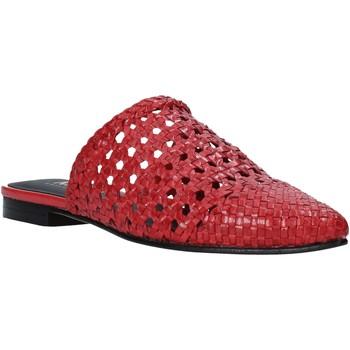 Zapatos Mujer Zuecos (Clogs) Marco Ferretti 161357MW Rojo