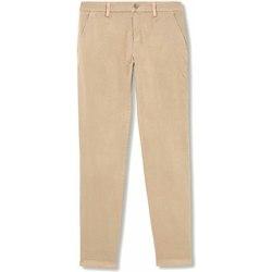 textil Mujer Pantalones chinos Liu Jo W18367T6303 Beige