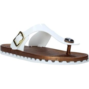 Zapatos Mujer Chanclas Sensi 4050/P Blanco