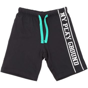 textil Niños Shorts / Bermudas Melby 70F5574 Negro