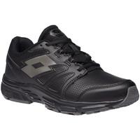Zapatos Hombre Zapatillas bajas Lotto 210693 Negro