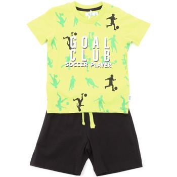 textil Niño Conjunto Melby 90L9100 Verde