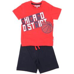 textil Niño Conjunto Melby 90L9100 Rojo