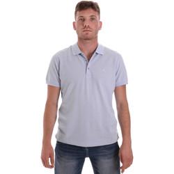 textil Hombre Polos manga corta Navigare NV82108 Azul