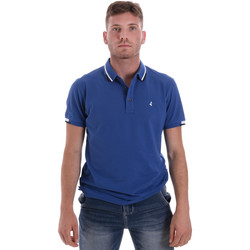 textil Hombre Polos manga corta Navigare NV82113 Azul