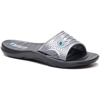 Zapatos Mujer Chanclas Lotto L49345 Negro