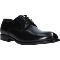 Zapatos Hombre Derbie Exton 1394 Negro