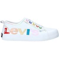 Zapatos Niños Zapatillas bajas Levi's VBET0003T Blanco
