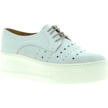 Zapatos Mujer Derbie Maritan G 210218 Blanco