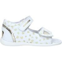 Zapatos Niña Sandalias Melania ME0820A0S.B Blanco