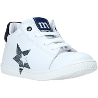 Zapatos Niños Zapatillas bajas Melania ME0902A0S.A Blanco