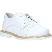 Zapatos Niños Derbie Melania ME1238B0S.A Blanco