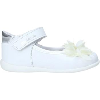 Zapatos Niña Bailarinas-manoletinas Melania ME0122A0S.B Blanco
