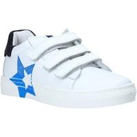 Zapatos Niños Zapatillas bajas Melania ME2245D0S.A Blanco