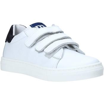 Zapatos Niños Zapatillas bajas Melania ME2245D0S.Z Blanco