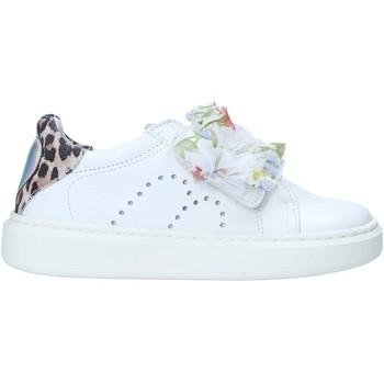 Zapatos Niña Zapatillas bajas Melania ME2274D0S.A Blanco