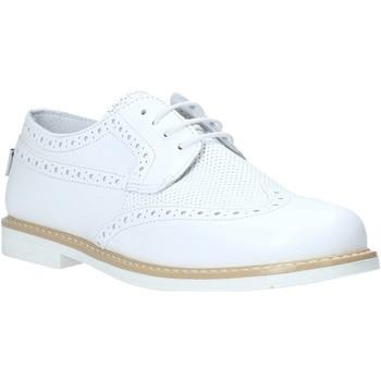 Zapatos Niños Derbie Melania ME6219F0S.A Blanco