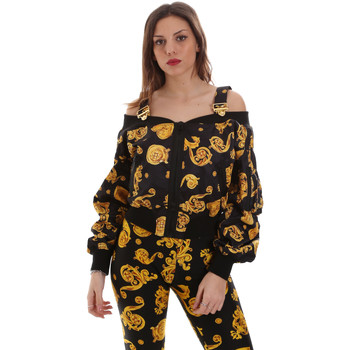 textil Mujer Sudaderas Versace C0HVB932S0774899 Negro
