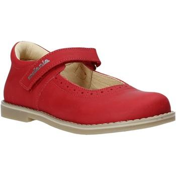 Zapatos Niña Bailarinas-manoletinas Melania ME2139D0S.G Rojo