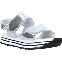 Zapatos Niña Sandalias Melania ME6109F0S.C Plata