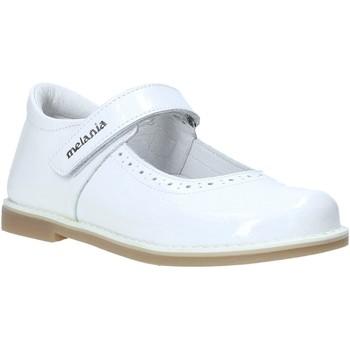Zapatos Niña Bailarinas-manoletinas Melania ME2139D0S.E Blanco