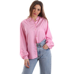 textil Mujer Camisas Versace B0HVB62307619445 Rosado