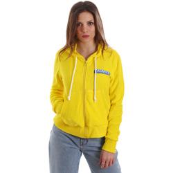 textil Mujer Sudaderas Versace B6HVB79715633630 Amarillo
