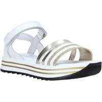 Zapatos Niña Sandalias Melania ME6099F0S.B Blanco