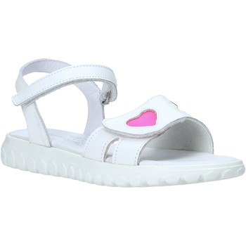 Zapatos Niña Sandalias Melania ME6070F0S.A Blanco