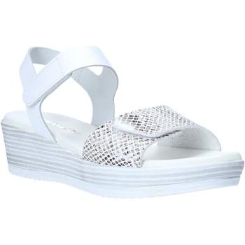 Zapatos Mujer Sandalias Valleverde G52163 Blanco