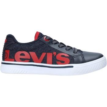 Zapatos Niños Zapatillas bajas Levi's VFUT0042T Azul