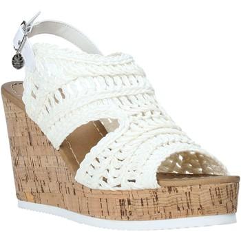 Zapatos Mujer Sandalias Gold&gold A20 GJ265 Blanco