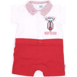 textil Niña Monos / Petos Melby 20P7370 Rojo