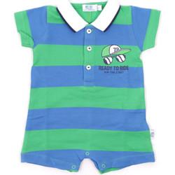 textil Niños Monos / Petos Melby 20P7130 Azul