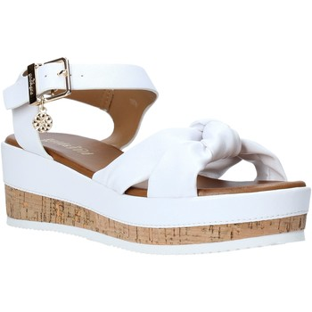 Zapatos Mujer Sandalias Gold&gold A20 GJ272 Blanco