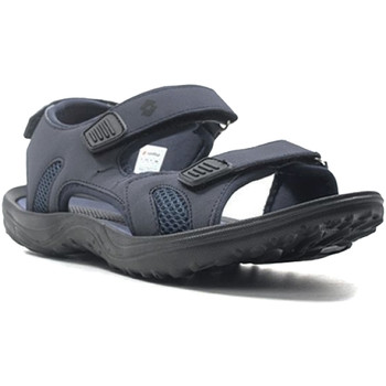 Zapatos Hombre Sandalias de deporte Lotto L52292 Azul