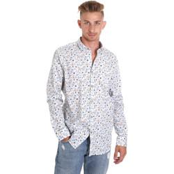 textil Hombre Camisas manga larga Sseinse CE491SS Blanco