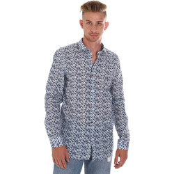 textil Hombre Camisas manga larga Sseinse CE508SS Azul